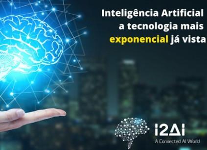 Inteligência Artificial a tecnologia mais exponencial já vista