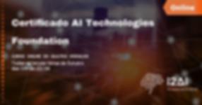 Cursos AI Technologies Foundation Online