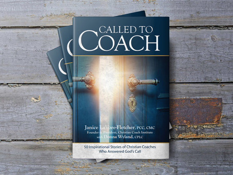 Called to Coach: On Becoming a Coach (AND an Author!)