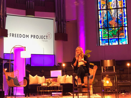 Finding Freedom: Journeying with Jennie Allen