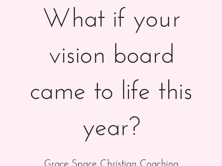7 Steps to Make Your Vision Board Come to Life This Year