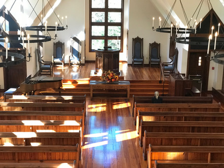 Posture of Prayer: 28 Day Challenge