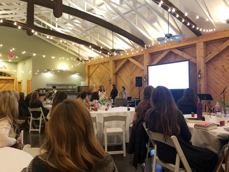 What I Learned at IF Gathering 2018 {Choosing Faith Over Fear}