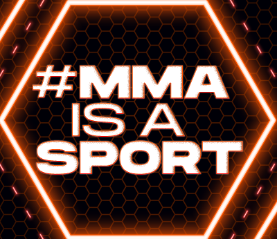 Help MMA Become An Olympic Sport!