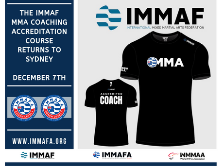 IMMAFA looking to surpass their 50 coach target for 2019