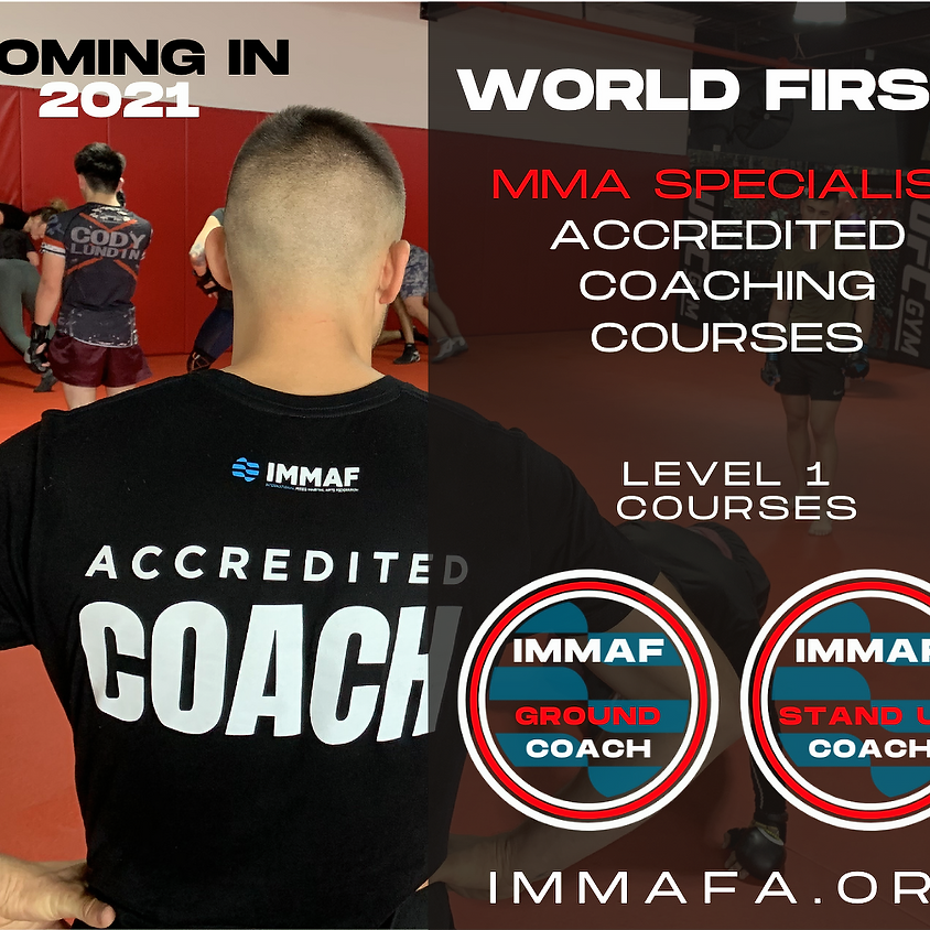 MMA Specialist Coaching Course