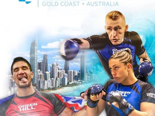 IMMAF Gold Coast Oceania 2019