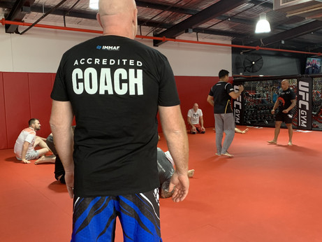 World First - New MMA Specialist Coaching Courses