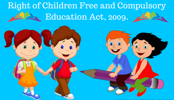 ANALYSIS OF RIGHT OF CHILDREN TO FREE AND COMPULSORY EDUCATION ACT, 2009