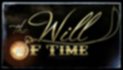 Book title, young adult, novel, The Will of Time
