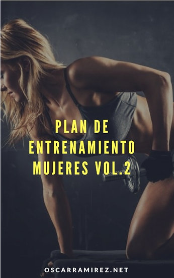 Plan Mujeres Fit Vol.2
