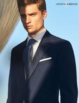 Joseph Abboud Ivan Solo Navy Suit 9 x 11