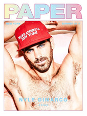 Paper Cover Nyle DiMarco 9 x 12 100 .jpg