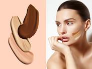 Beauty Elena Dbl Foundation Swatches 100