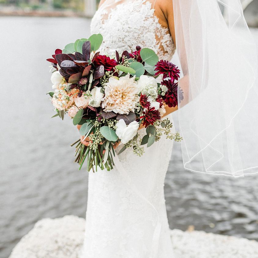 Asymmetrical Bouquet