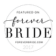 Featured on Forever Bride Badge.png