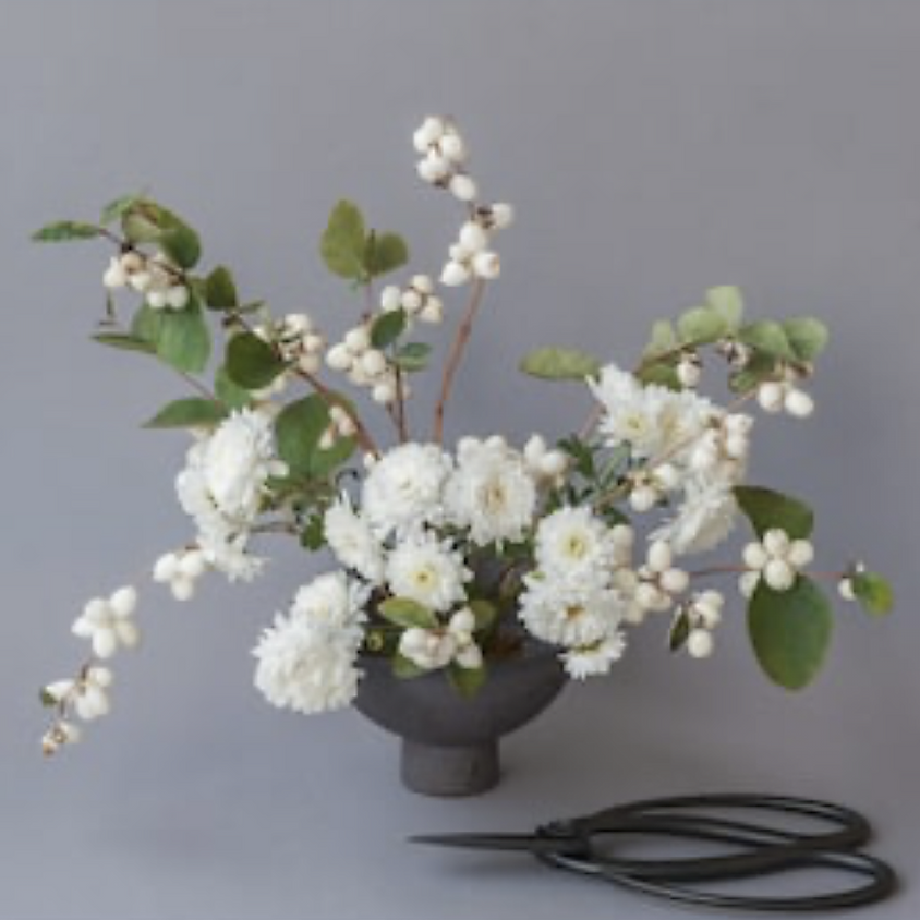Introduction to Ikebana Virtual Workshop