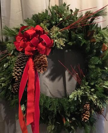 4ft wreath