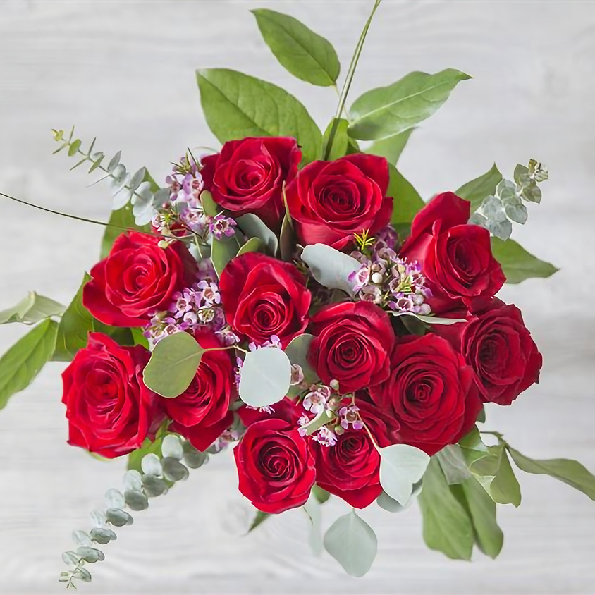 Roses for My Sweetheart- Virtual (available after 4pm)