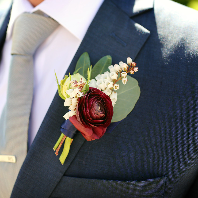 Corsages, Boutonnieres, and Floral Crowns