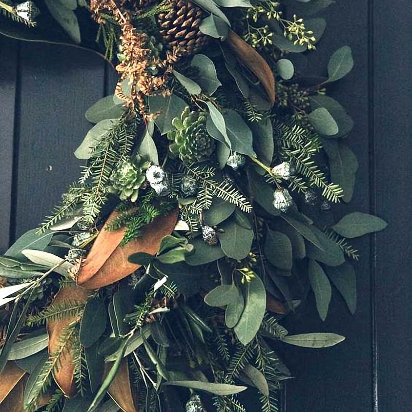 Wreath and Outdoor Planter Workshop - date/time TBD