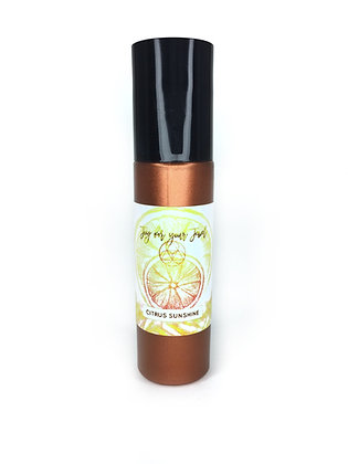 Natural Perfume - Citrus Sunshine
