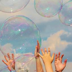 Bubbles Away
