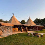 Buxton Brewery Tent