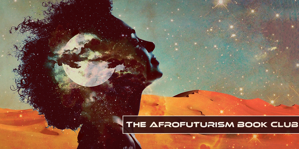 The AfroFuturism Book Club with Tyree Boyd-Pates