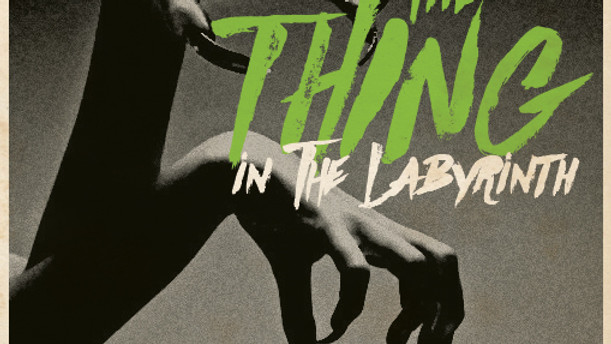 The Thing in the Labyrinth horror book club with Kathryn E. McGee