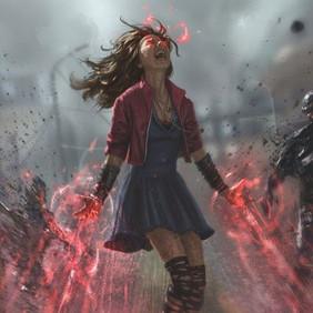 Wanda | Scarlet Witch