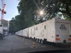 Lincolns Inn Fields filming