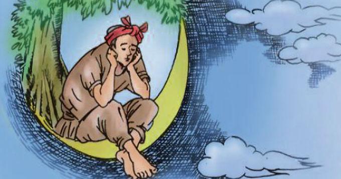 Why Do Mr. Cuoi, Hang Nga And Jade Rabbit Live On The Moon?