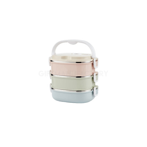 Stainless Lunch Box 01