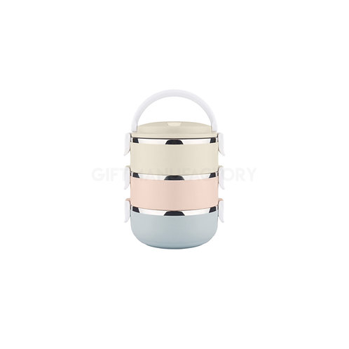 Stainless Lunch Box 02