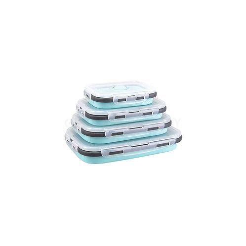 Silicone Lunch Box 01
