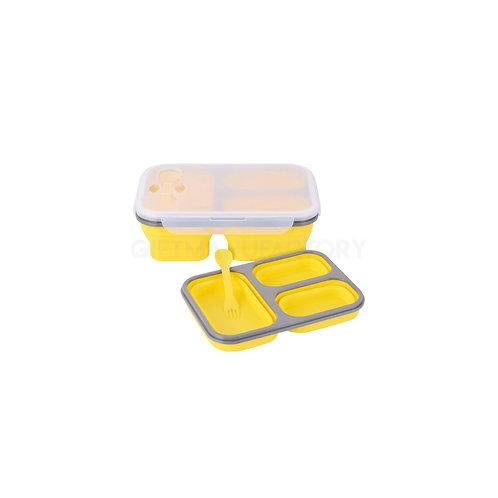 Silicone Lunch Box 04