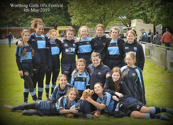 Club team & sport Schools photography Sussex