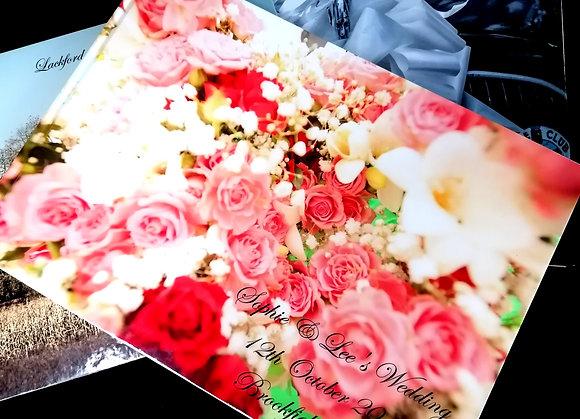 Confetti Magazine Style Photo Album