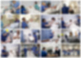 These images were taken for Queen Elizabeth Hospital, Birmingham to give patients a better understanding on their medical journey whilst visiting hospital