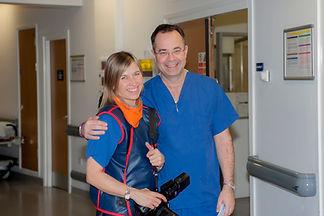 Medical Photographs taken at Queen Elizabeth Hospital