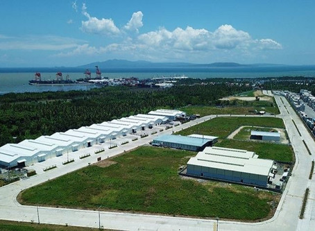 Damosa wooing more Mindanao investors to Anflo industrial hub