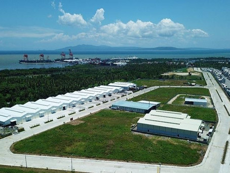 Damosa wooing more Mindanao investors to Anflo industrial hub