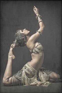 Yazz - Tribal Fusion Dancer