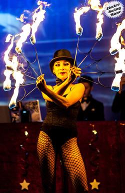 Cabaret Fireshow