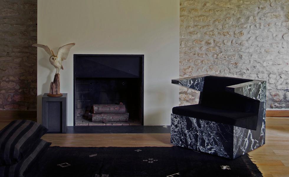 Pierre Gonalons - design - fauteuil marb