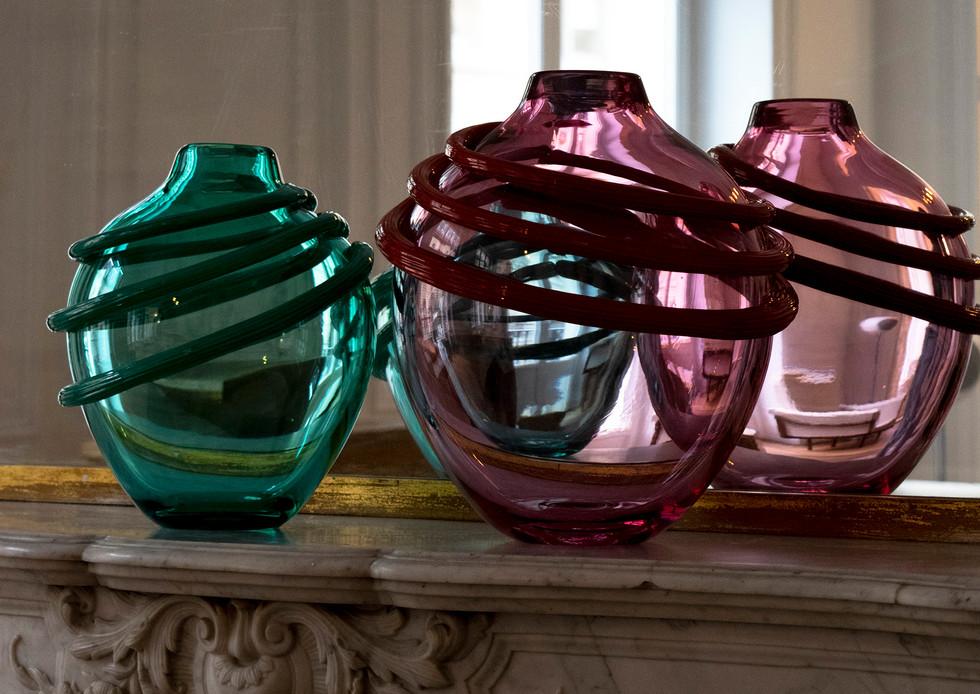 Pierre Gonalons - design - Vases Murano