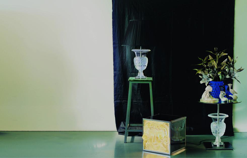 Pierre Gonalons design - Lalique - Curio