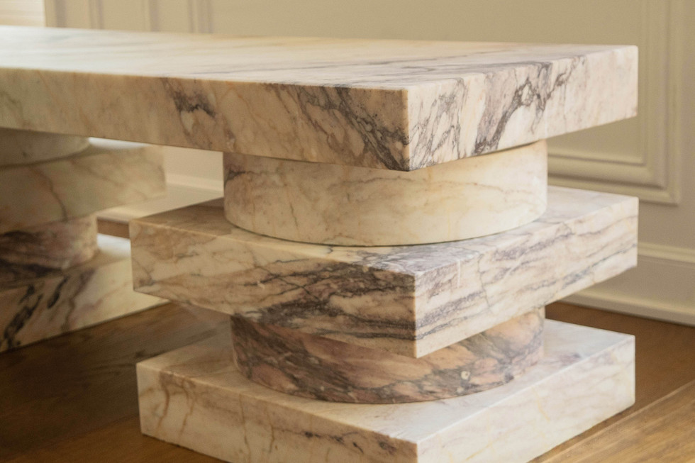 Pierre Gonalons - design - banc marbre 4