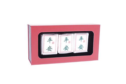 傳統手工茶葉包裝,平安